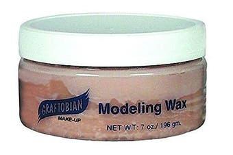 (210ml, Flesh Colored Wax) - Graftobian Modelling Wax Flesh Colour