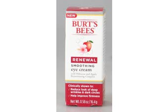 Burt's Bees Renewal Smoothing Eye Cream, .1720ml