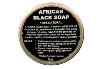 (240ml Liquid Soap) - 100% Natural African Black Soap Selection !!! (240ml Liquid Soap)