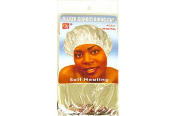 (Silver) - Silver Conditioning Cap-Self Heating
