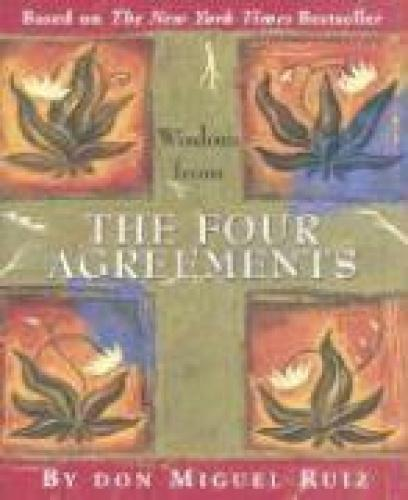 """Wisdom from the Four Agreements (Petites S.) This Charming Petite* volume excerpts the bestselling original book in a concise and readable way, presenting """"The Four Agreements: """" Be impeccable with your word; Don't take anything personally; Don't make assumptions; and Always do your best."""