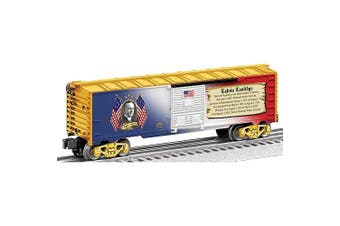 "Lionel Trains Made in the USA ""Presidential Series"" Boxcar Calvin Coolidge"