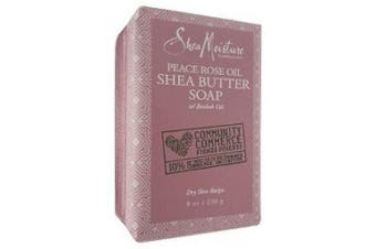 SheaMoisture Community Commerce Peace Rose Oil Shea Butter Soap - 240ml