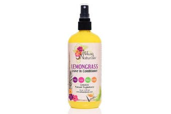 (470ml) - Alikay Naturals Lemongrass Leave In Conditioner Lemongrass Oil 470ml