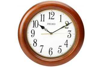 Seiko QXA522BLH Classic Wall Clock