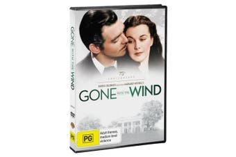 Gone with the Wind (75th Anniversary) [Region 4]