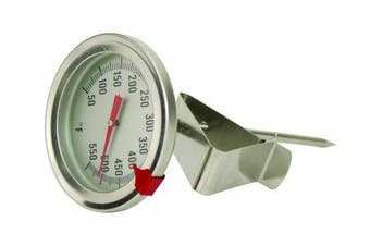 CHARD DFT-5 304 Stainless Steel Deep Fry Thermometer, 13cm