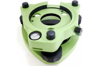 AdirPro Leica Style Twist Focus Tribrach W/O Optical Plummet - Green