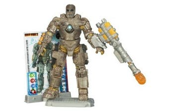 Iron Man 2 Movie 10cm Action Figure Iron Man Mark I