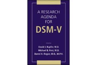 A Research Agenda for DSM-V