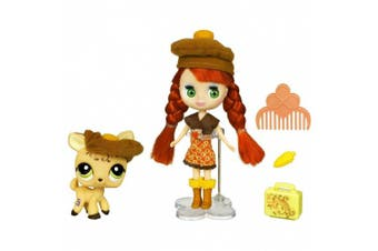 Littlest Pet Shop Blythe Loves - Autumn Glam