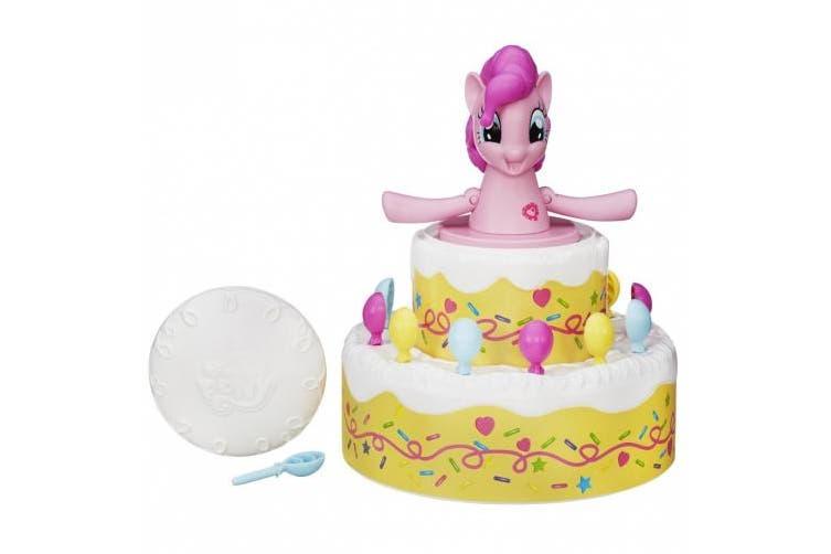 My Little Pony Poppin Pinkie Pie Game