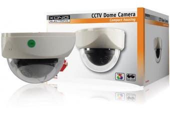 Konig Mini Dome High Resolution CCTV Camera