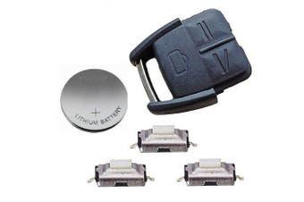 DIY Repair kit for Vauxhall Opel Vectra Omega remote key refurbishment