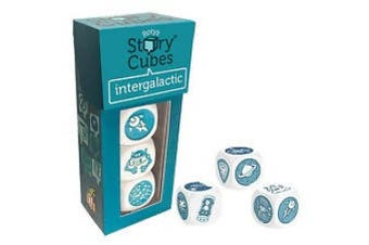 (Intergalactic) - Rory's Story Cubes Mix Intergalactic Family Game