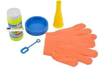 As Seen on Tv Bouncing Bubbles Blowing Bouncing Activity Kit Set by As seen on Tv