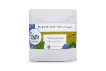 Lullaby Earth Breeze Cover - White