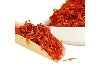 (30ml) - Chinese Tea Culture, Saffron Loose Leaf Tea, for Feminine Cycles, Menstrual Pain, Swelling, Herbal Tea, Organic Tea, 60ml
