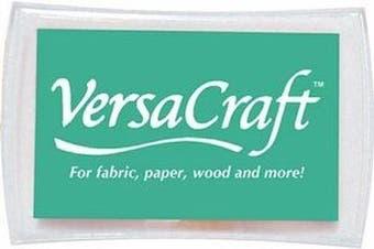 (Emerald) - Versacraft Ink Pads for Stamps, Emerald