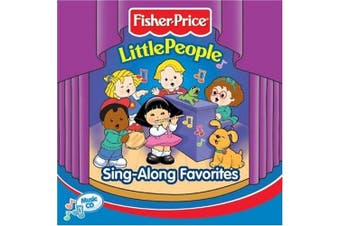 Fisher Price Little People: Sing Along Favourites