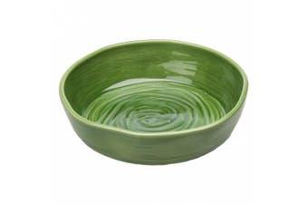 (Large) - Abigails Le Moulin Bowl, Large, Green