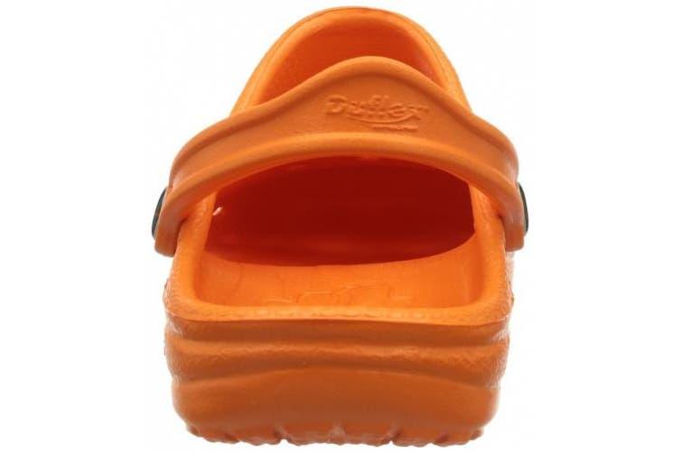 (34-35 EU, Orange (orange)) - Chung Shi DUX Kids'orange Clogs And Mules Unisex Kids'