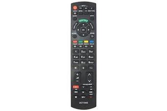 REMOTE CONTROL FOR PANASONIC VIERA TV LCD PLASMA LED - N2QAYB000753 - REPLACEMENT
