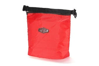 Thermal Cooler Insulated Portable Waterproof Lunch Bag Pouch - Red