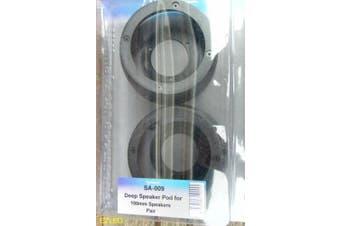 Autoleads SA-009 100mm Pod Speaker Adaptor Kit