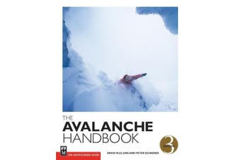 Mountaineers Books 100116 The Avalanche Handbook 3rd Edition