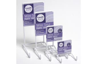 """Display Stand : Mini Wire Strut : 2"""" 5cm : ST01WL : Plate & Bowl Support"""