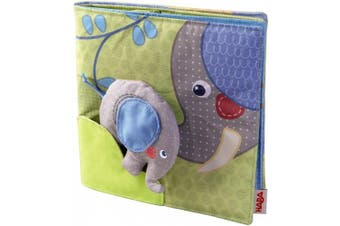 HABA Fabric Book Elephant Egon