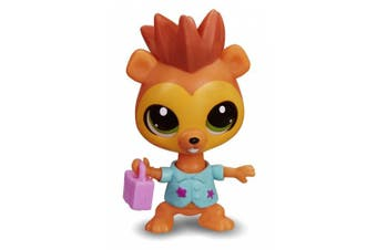 Littlest Pet Shop Magic Motion #3625 Russell Ferguson Pet
