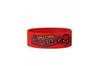 Spiderman Marvel Rubber Wristband