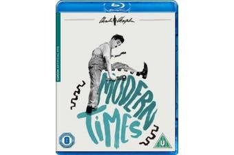 Charlie Chaplin: Modern Times [Region B] [Blu-ray]