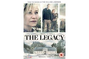 The Legacy: Season 2 [Region 2]