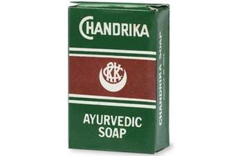 New - Auromere Bar Soap - Chandrika - 80ml