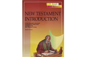 New Testament Introduction (St. Joseph Bible Resource)
