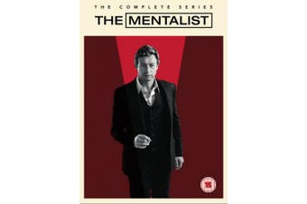 The Mentalist: The Complete Series [Region 2]