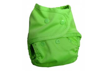 (Apple) - Buttons Cloth Nappy Cover - One Size - 8 Colour Options