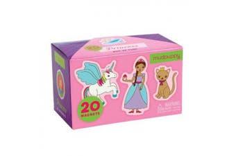 Princess Box of Magnets