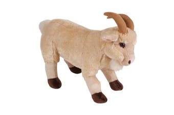 33cm Billy Goat Plush Stuffed Animal Toy