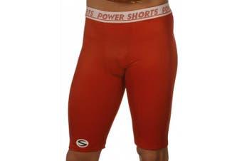 (XXX-Large, Black) - Cramer Men's Compression Shorts for Quads, Groyne and Hamstring Support