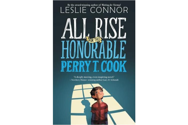 ALL RISE FOR THE honourable PERRY