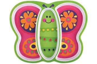 (butterfly) - Stephen Joseph Melamine Tray, Butterfly