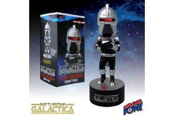 Battlestar Galactica Electronic Cylon Centurion Bobble Head