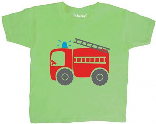 Inda-Bayi Baby-Toddler-Kids Cotton T Shirt Ladybird