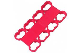 CookieCutterCom Dog Bone Multi Cutter Plastic 10cm MC1332X