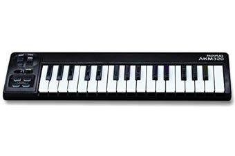 (Keyboard) - midiplus, 32-Key Midi Controller, 32-Key (AKM320)