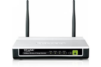 TP Link TL-WA830RE 300Mbps Wireless N Range Extender Booster Access Point LAN Port WPA Security Version 1.0